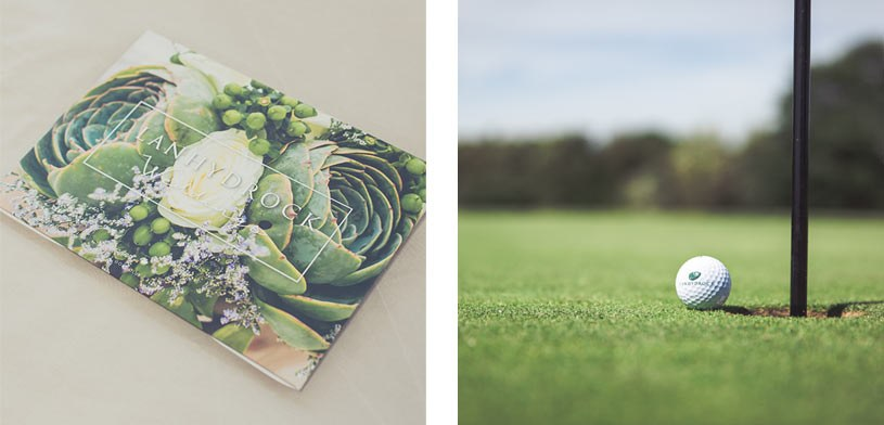 Lanhydrock Hotel and Golf Club Wedding Brochure Front Cover