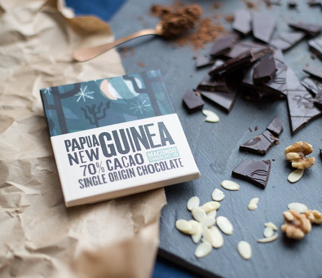 Kernow Chocolate Our Work Image