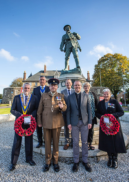 Bodmin Remembrance 100 Group Image 2