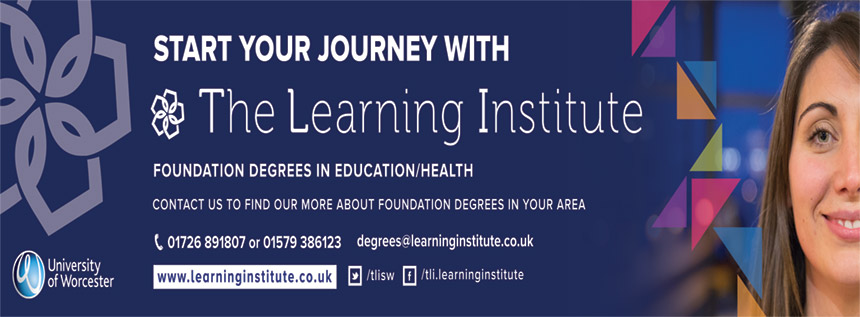 Learning Institute Canvas Banner