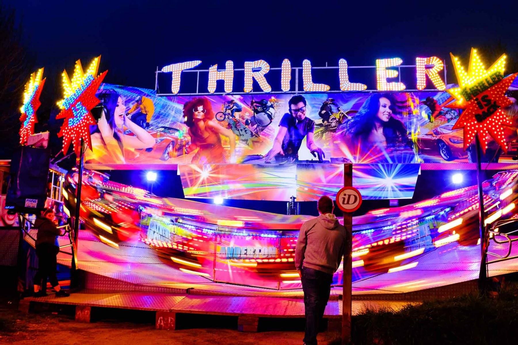 Thriller-Idenna