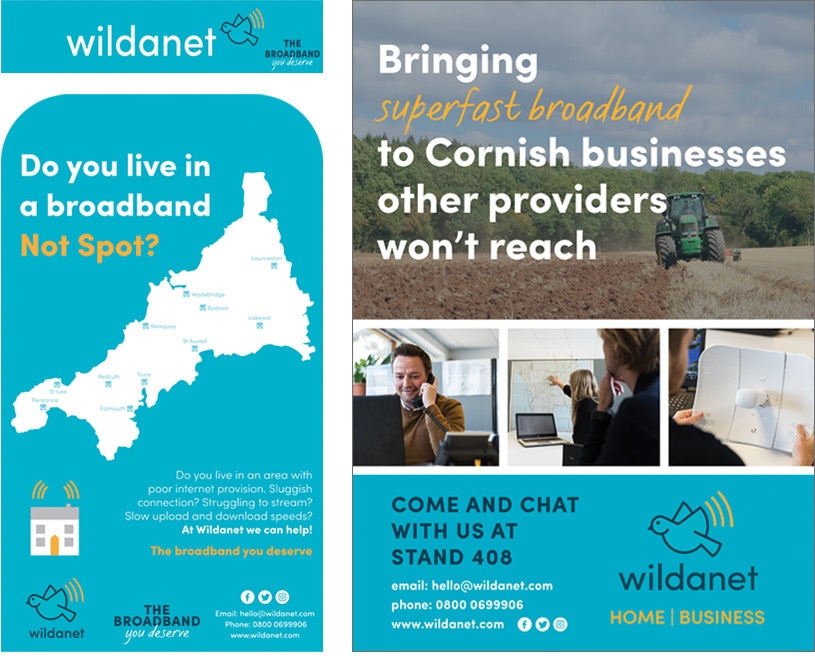 Wildanet-Royal-Cornwall-Show-Stand-and-Show-Advert-2-Idenna-Creative