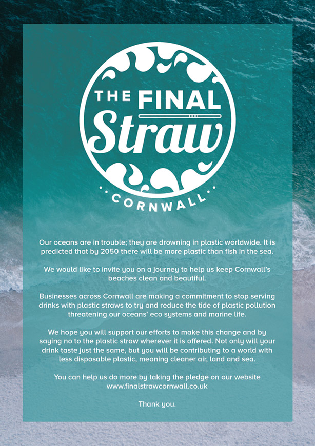 Final Straw Flyer Front